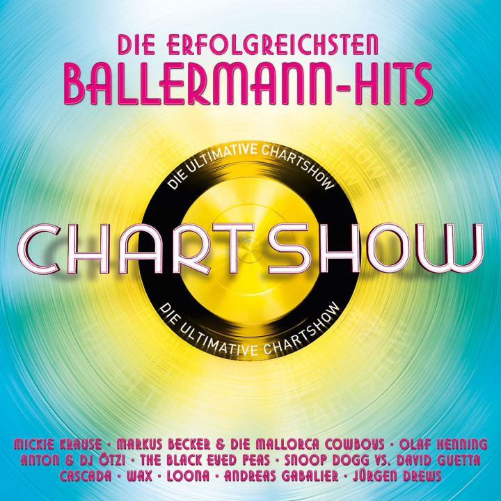 Die ultimative Chartshow - Die erfolgreichsten Ballermann-Hits