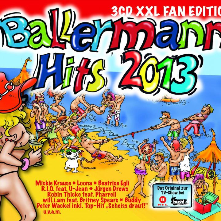 Ballermann 3 CD