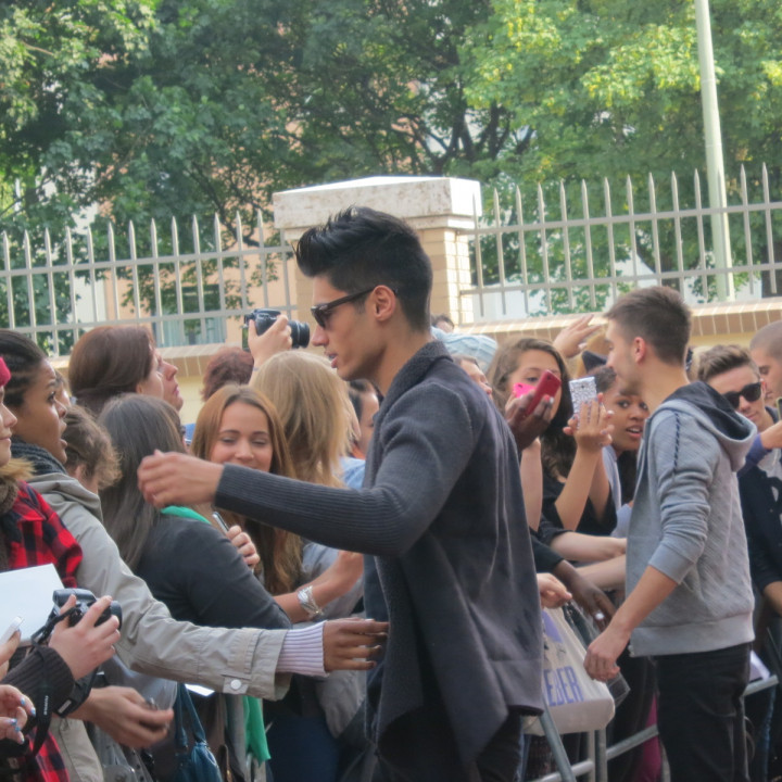The Wanted in Berlin 1