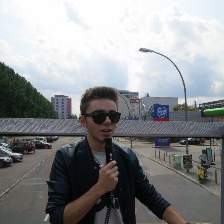 The Wanted in Berlin 7