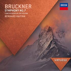 Virtuoso, Bruckner: Symphony No.7, 00028947856900