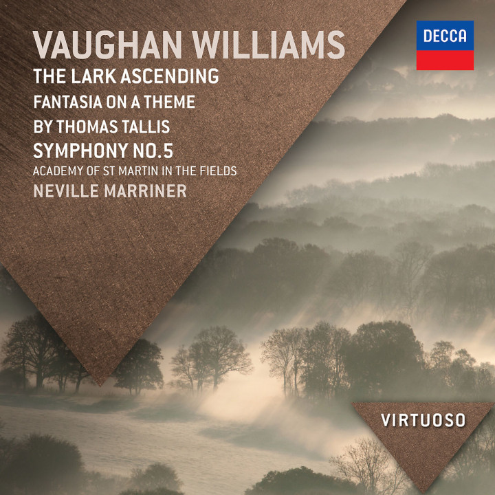 Vaughan Williams: The Lark Ascending; Fantasia On A Theme By Thomas Tallis; Symphony No.5