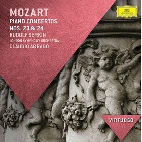 Virtuoso, Mozart: Piano Concertos Nos. 23 & 24, 00028947856962