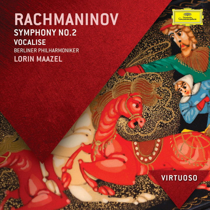 Rachmaninov: Symphony No.2; Vocalise