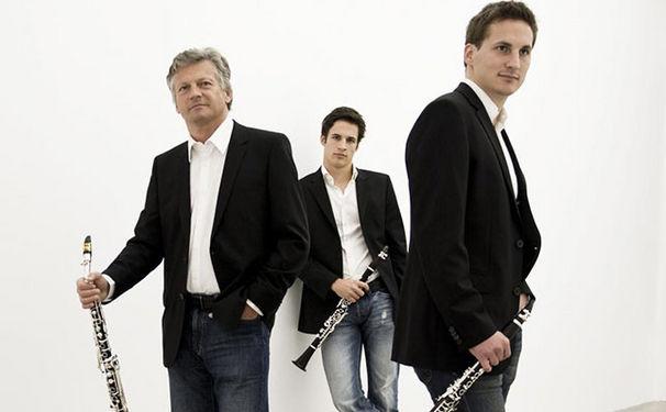 The Clarinotts, The Clarinotts zu Gast beim Sommerkonzert des Philharmonischen Orchesters Würzburg
