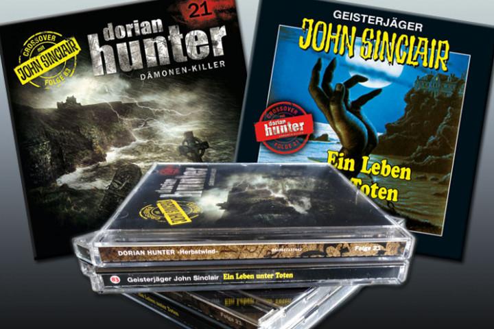 Dorian Hunter - John Sinclair Gewinnspiel