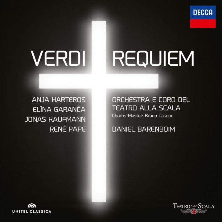 Verdi Requiem: Hasteros, Garanca, Kaufmann, Papé, Barenboim