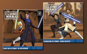 The Clone Wars, The Clone Wars Folgen 14 & 15 erscheinen am 26. Juli 2013!