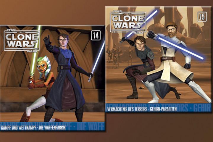 The Clone Wars Folge 14 und 15