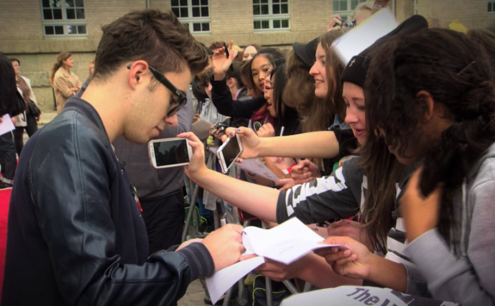 The Wanted in Berlin - Trailer