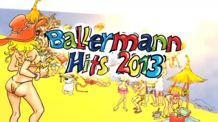 Ballermann Hits 2013 - Minimix