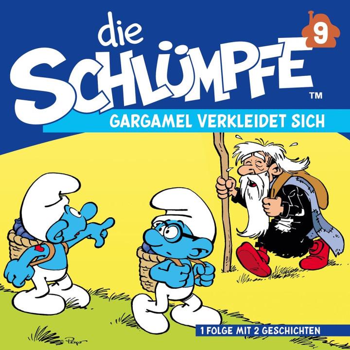 09: Die Hexenschülerin / Gargamel verkleidet sich : Die Schlümpfe