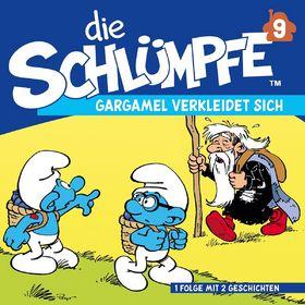 Die Schlümpfe, 09: Die Hexenschülerin / Gargamel verkleidet sich, 00602537475193