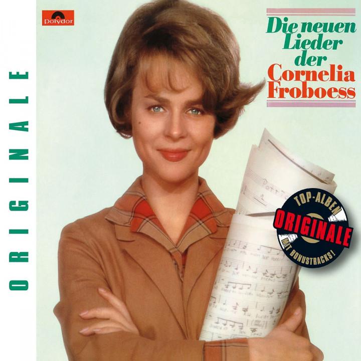 Die neuen Lieder (Originale): Froboess, Cornelia