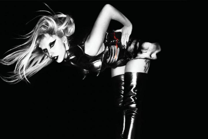 Lady Gaga Joanne Cover 2016
