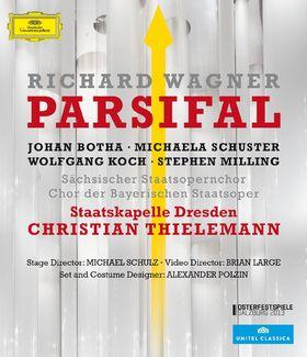 Staatskapelle Dresden, Parsifal, 00044007350362