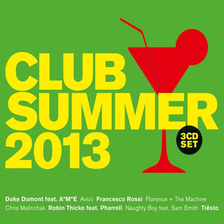 Club Summer 2013