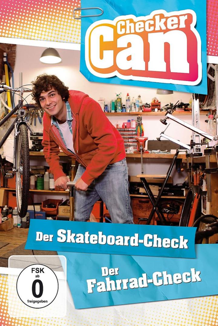 Der Fahrrad-Check / Der Skateboard-Check: Checker Can