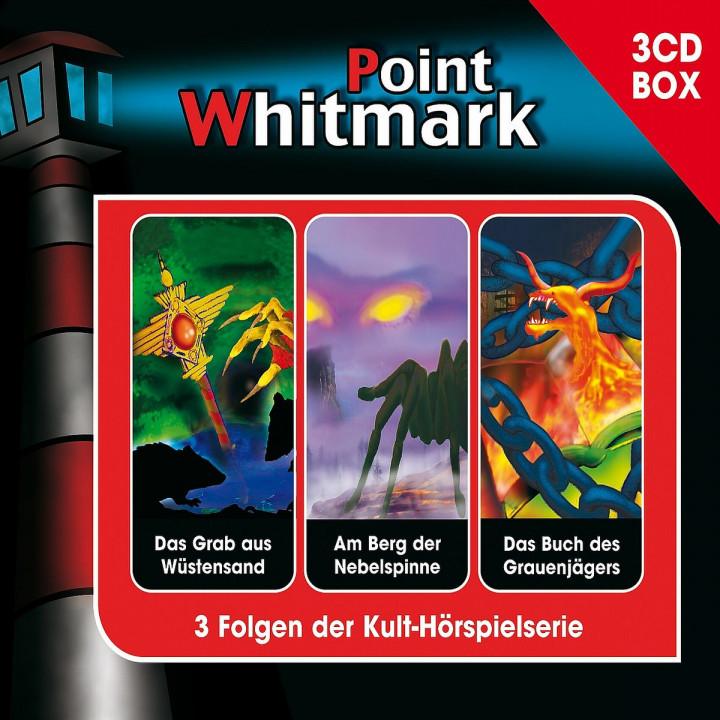 Point Whitmark - 3-CD Hörspielbox Vol.3: Point Whitmark