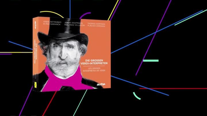 Die großen Verdi-Interpreten: Das Album von Arte und Deutsche Grammophon