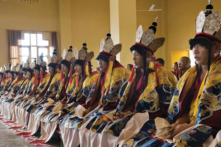 The Gyuto Monks of Tibet
