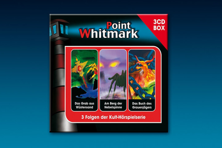 Point Whitmark Hörspielbox Vol. 3