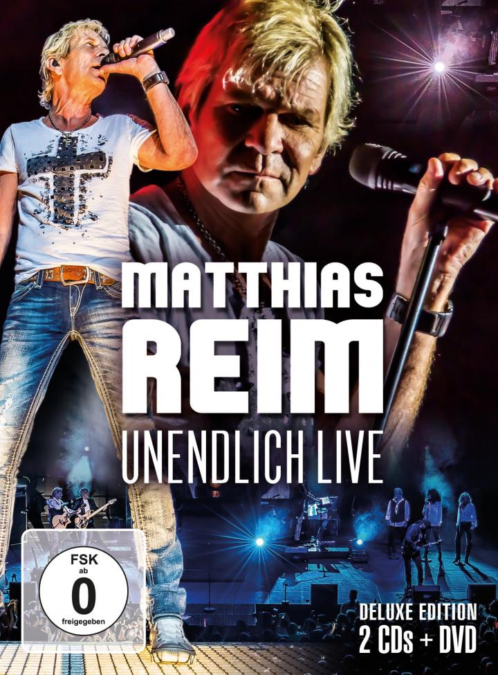 unendlich live limited edition