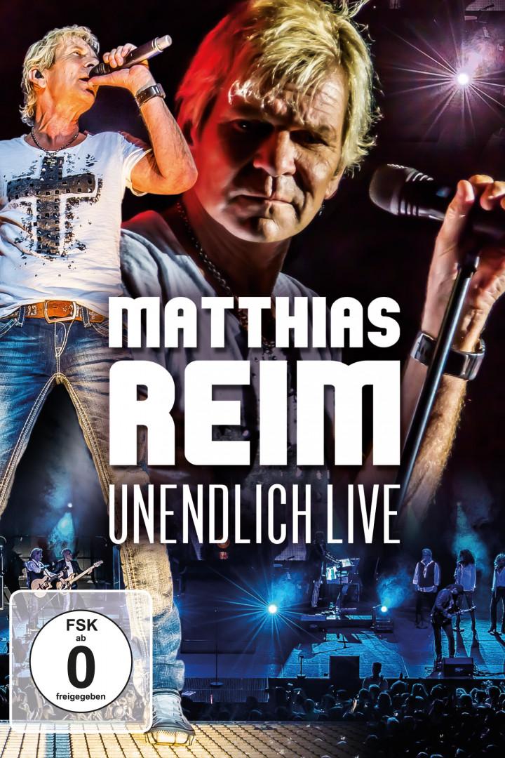 unendlich live dvd