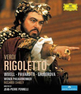 Luciano Pavarotti, Verdi: Rigoletto, 00044007350386