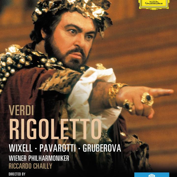 Pavarotti, Verdi: Rigoletto