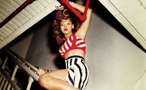 Rihanna, Schaut rein: Rihanna und Jim Parsons interviewen sich gegenseitig am Set von Home - Ein smektakulärer Trip