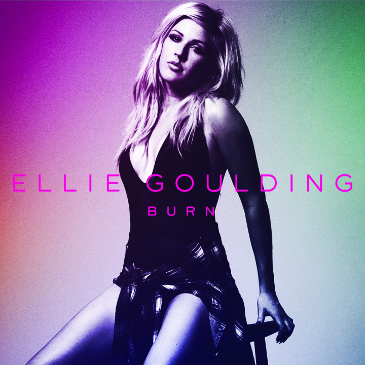 """Burn"" Ellie Goulding"