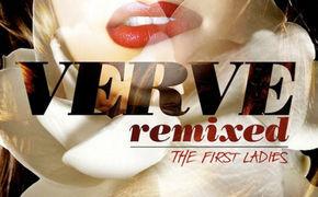 Verve Remixed, Paradoxe Welt: Remixe auf Vinyl, Originale im digitalen Format