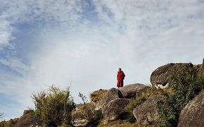 The Gyuto Monks Of Tibet, Mit dem Segen des Dalai Lama: Die Gesangskunst der Guyto-Mönche