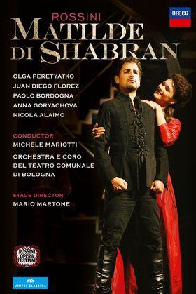 Juan Diego Flórez, Rossini: Matilde di Shabran, 00044007438138