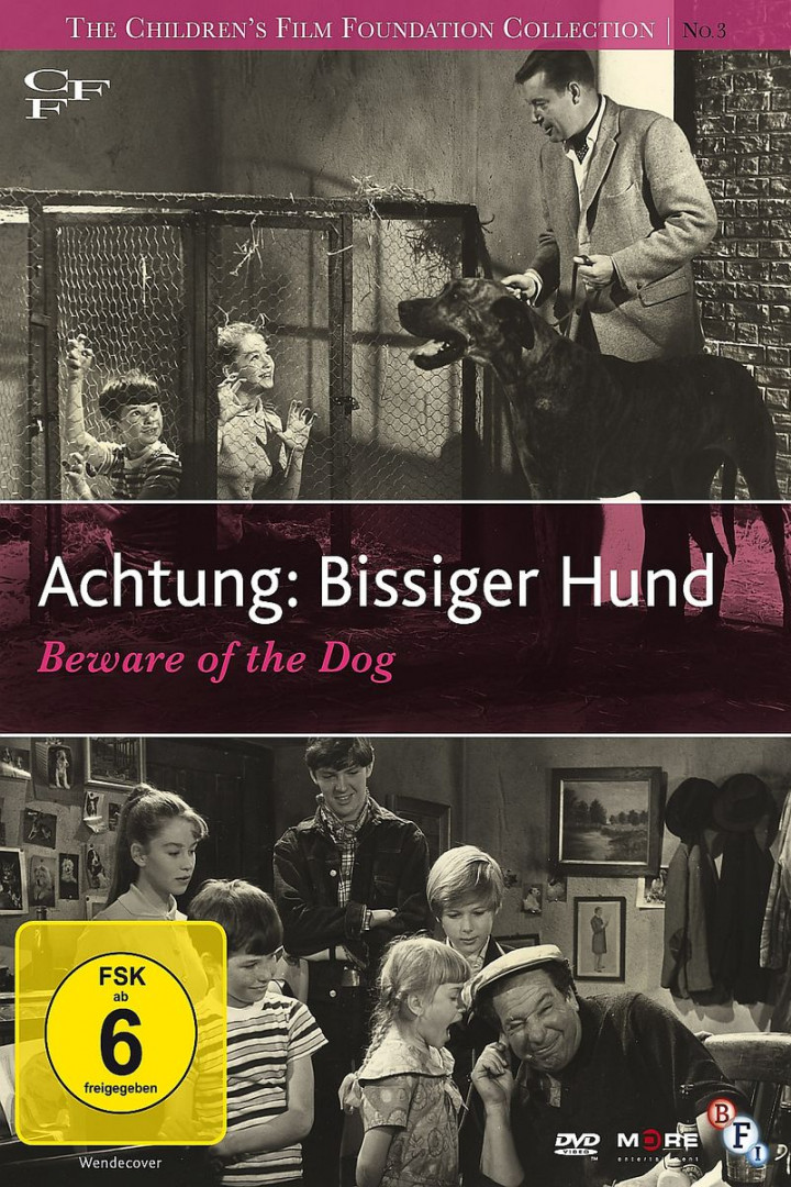 Achtung: Bissiger Hund (Beware of the Dog, 1963): The Children's Film Foundation Collection