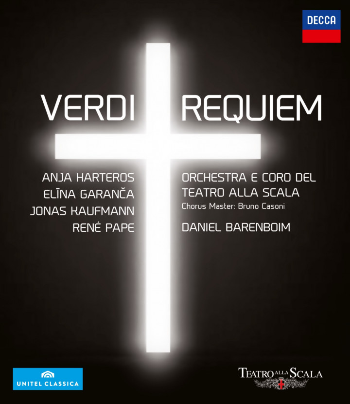 Jonas Kaufmann Verdi BluRay Cover