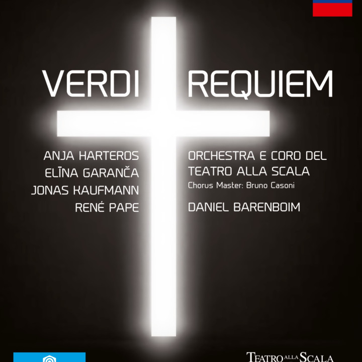 Jonas Kaufmann Verdi BluRay Cover