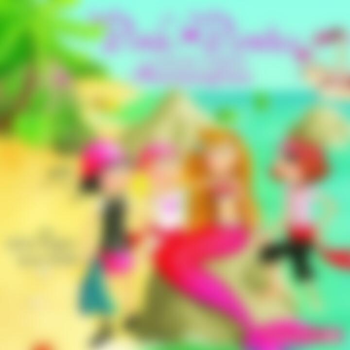02: Pink Pirates und die verliebte Meerjungfrau: Pink Pirates