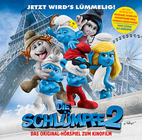 Die Schlümpfe, Die Schlümpfe 2 (Original-Hörspiel zum Kinofilm), 00602537494903