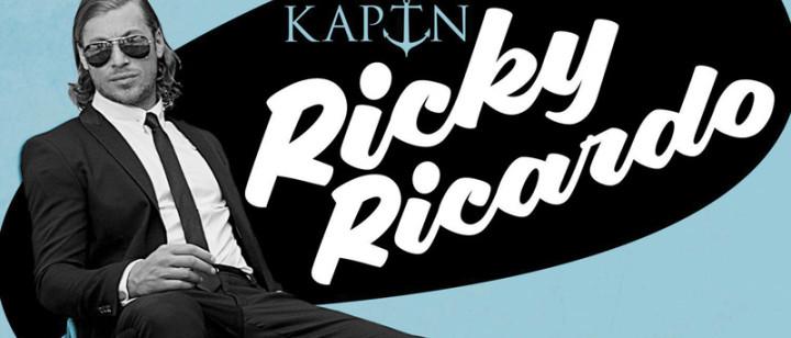 Ricky Ricardo Kaptn