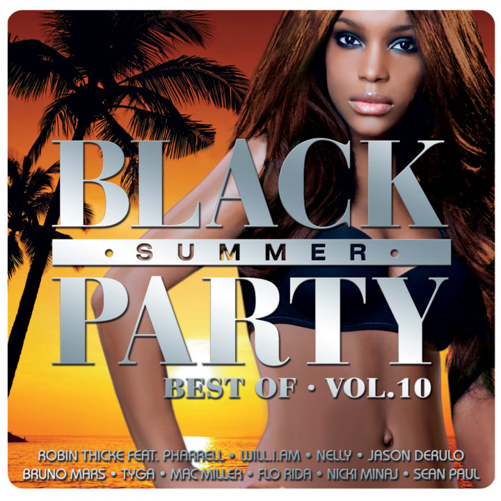 Best of Black Summer Party 2013