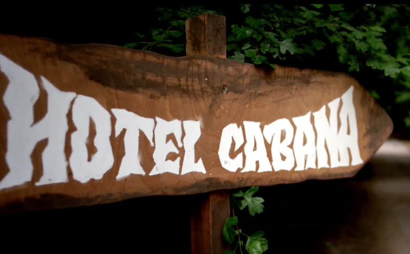 Naughty Boy, Hotel Cabana Albumtrailer