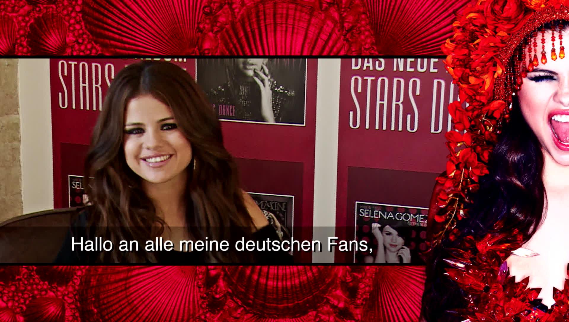 Selena Gomez, Stars Dance Albumtrailer