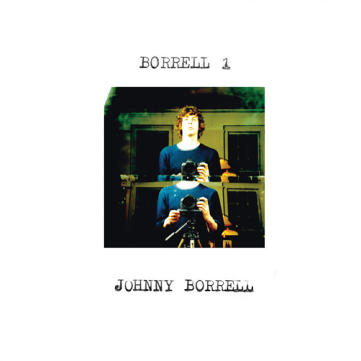 Johnny Borrell Cover Borrell 1