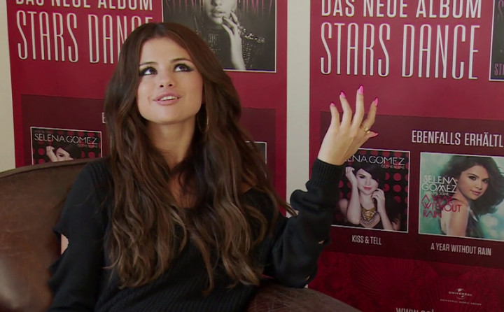 Close Up: Fünf Fragen an Selena Gomez