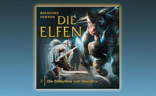 Die Elfen, Hörprobe & Infos zur 7. Die Elfen-Hörspielfolge Die Bibliothek von Iskendria