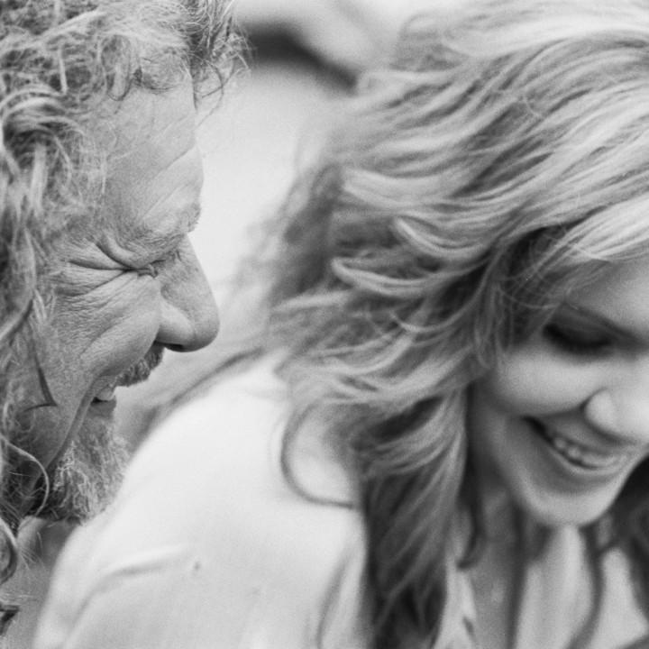 Robert Plant & Alison Krauss Pressefoto 01