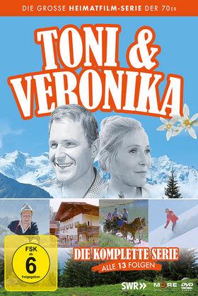 Toni & Veronika, Toni & Veronika - die komplette Heimatfilm-Serie, 04032989603411