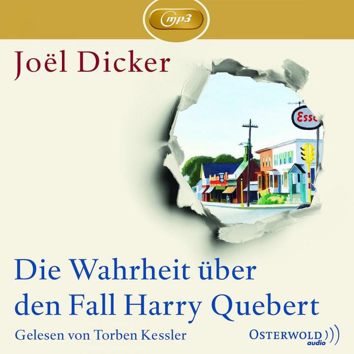 J. Dicker: Die Wahrheit ü. d. Fall Harry Quebert: Kessler,Torben